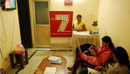 Inside Srijan Clinic